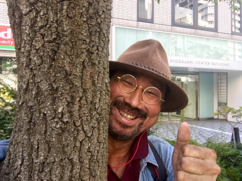 あなたは樹々の声が聞こえますか? 私は今日、ナンジャモンジャの木に話しかけられました。