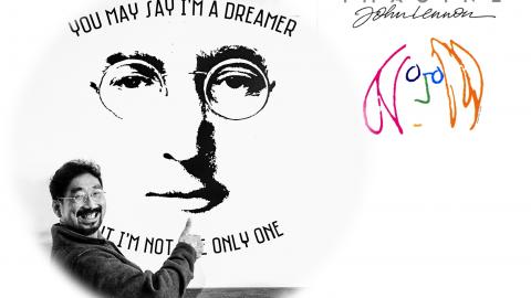 もしも私が、ジョンレノンだったら ジョンの命日にイマジン(想像)しました。