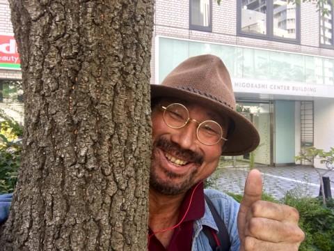 ナンジャモンジャの木を知っていますか? あなたは樹々と話ができますか? 私は今日、ナンジャモンジャの木に話しかけられました。