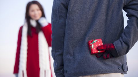 プレゼントの本当の意味を知る・・・ いつも待ち合わせに遅れる人に読んでほしい ある時間の物語