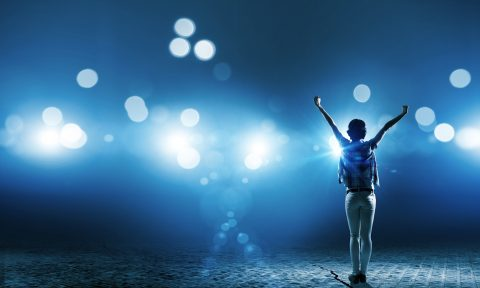 光を使え! あなたの心が暗闇の時に・・・